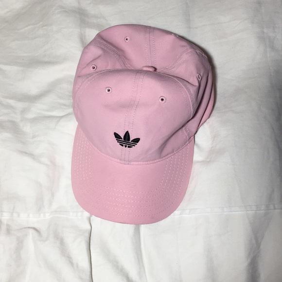 f0a4ffd2ad0 adidas Accessories - NWOT adidas pink cap